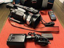 Canon Gl2 Mini Digital Video Camcorder Bundle w/Bag, Hood & Accessories