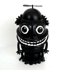 """The Maniac Black by Skwak and Mindstyle 7.5"""" Vinyl Art Toy Figurine"""