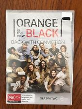 Orange Is The New Black: Season 2 DVD Region 4 New & Sealed