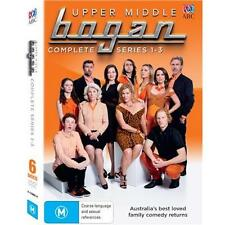 Upper Middle Bogan Series : Seasons 1 2 3 : NEW DVD Box Set