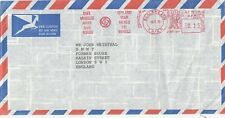 LEYLAND SOUTH AFRICA 1979 COVER TO ENGLAND.Rfno.C86.