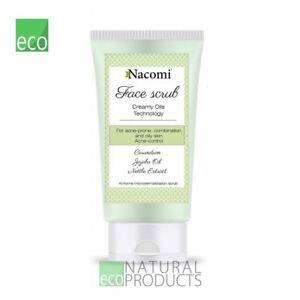Nacomi Natural Acne Control Face Scrub 85ml