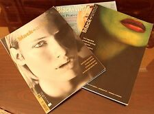3 x Not Only BLACK + WHITE Photography Magazine, Issues 32, 33, 51