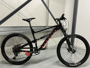 £1100 COLLECTED - Calibre Bossnut XL Frame Full Suspension Mountain Bike