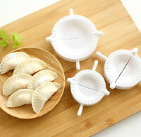 1X Kitchen Dumpling Tools Dumpling Maker Device DIY Jiaozi Mold Kitchen Gadgets
