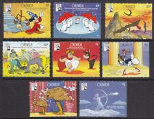 Grenada 1991 Fantasia-disney set MNH