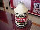 Richbrau, Empty Crowntainer,  Richmond Virginia, Cone Top Beer Can, Nice.