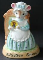 """Vtg Avon Cherished Moments Collection - Collector's Corner 5 3/4"""" Mother's Day"""
