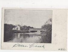 Otter Creek Proctor Vermont 1905 Vintage Postcard Usa 512a