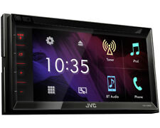 JVC KW-V340BT SiriusXM Ready DVD/CD Car Stereo With 6.2 Inch Touchscreen