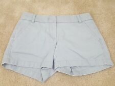 Womens J Crew Chino shorts gray size 0