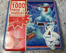 Coca Cola 1000 Piece Puzzle,Magnet included