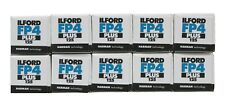 Ilford FP4 Plus 125 - 120 - Pack of 10 Film