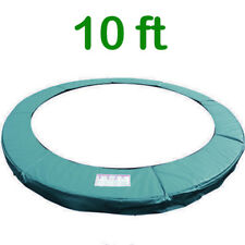 Trampoline Replacement Pad Safety Padding Spring Cover 10ft Green