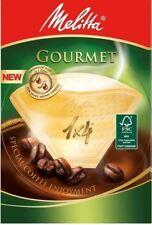 Melitta Gourmet Coffee Paper Filters 1 x 4 (80pcs) 4 Cup
