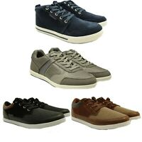 Brand New Jack & Jones Lace Up Designer Trainers Casual Sneakers Shoes Uk 6-12