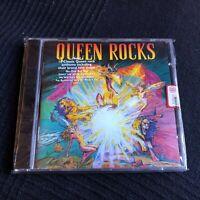 QUEEN cd QUEEN ROCKS 1997 18 tracks greatest hits