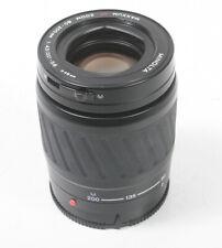 80-200MM 80-200/4.5 Minolta Maxxum / sony Alpha Af , 5 Contactos / 164163