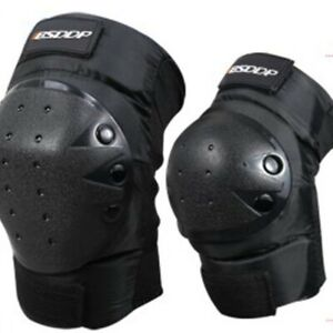 Unisex Motorcycle Knee Elbow Pad Protector Motocross Racing Knee Shin Guard Pads