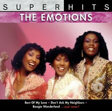 The Emotions - Super Hits [New CD] Rmst