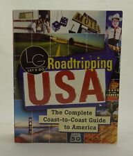 ROADTRIPPING USA ~ Complete Coast-to-Coast Guide to America ~ LG St. Martin's PB