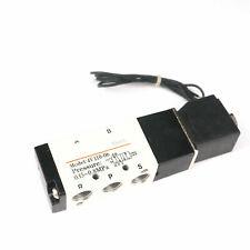 Distributeur Pneumatique 2 positions 5 sorties  AIRTAC 4V110-06 voltage au choix
