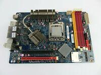 Shuttle SX58H7 Motherboard w/IO Shield + Intel i7-950 Quad-Core 3.06GHz CPU