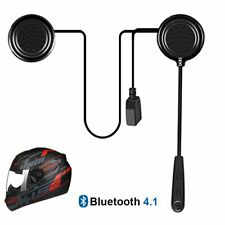 EJEAS Motorcycle Helmet Bluetooth 4.1 Headset E1 Intercom Speakers Headphones...