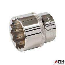 """Silverline 936009 Socket 1/2"""" Drive 12 Point Metric 32mm"""