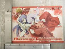 HIGURASHI NO NAKUKORONI Material Collection Senga 2 Illustration Art Book