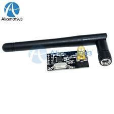 5PCS Arduino 2.4G NRF24L01+ Wireless Transceiver Module+SMA Antenna