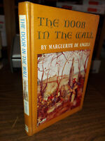 THE DOOR IN THE WALL - MARGUERITE DE ANGELI - 1949 - FIRST EDITION