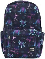 Loungefly x Disney A Goofy Movie Powerline Nylon Backpack Purple Multi