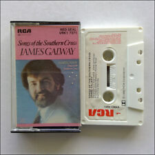 James Galway - Songs of the Southern Cross Cassette (C15)
