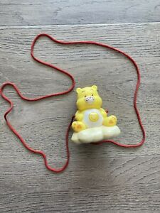 Vintage Care Bear Pendant Marked 1983 AGC - 5.5cm In Height