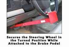 Wheel to Pedal Lock / Steering Wheel Lock