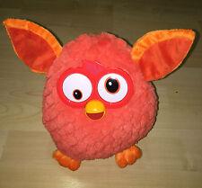 "Official ORANGE FURBY Plush Soft Toy 9"" High 2013"