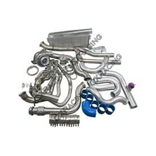 Turbo Kit Header Intercooler For 79-93 Mustang 5.0 T70 T4