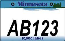 Minnesota ATV license Plate  **Free Shipping** *Buy It Now!*