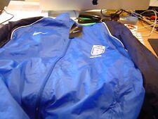 Referee Nike Blue / Black  FA badged Rain Jacket XXXL Fully lined