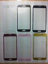 Kit reparar Cristal Táctil Y/O pantalla LCD Samsung Galaxy S5 G900F. Elija Color
