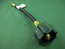 """RV Marshall LP MER425-12 Propane Pigtail Line With Inverted Flare 12"""" Long"""