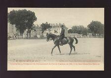 Animals HORSES France Saumur Courageux c1920/30s? PPC