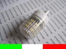 G9 LAMPADINA FARETTO LED BIANCO CALDO 3.8w 220v