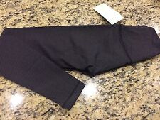NWT Lululemon Wunder Under Pant Roll Down Diamond dot size 2