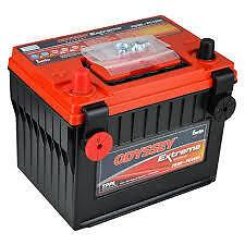 PC1230 12V 55AH Odyssey Batterie de démarrage véhicule, moto