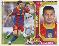 N°14 PEDRO FC.BARCELONA STICKER PANINI CROMO LIGA 2012