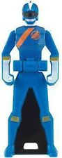 Power Rangers Sentai Part 4 Mini Key Hyakujuu Wild Force Shark Blue Ranger