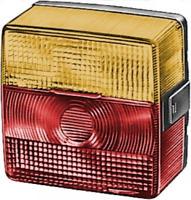 Lichtscheibe, Heckleuchte für Beleuchtung HELLA 9EL 129 519-001