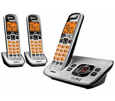 uniden cordless home telephones with answering system ebay rh ebay com au Cordless Phones DECT 6.0 Manual Uniden Digital Answering System Phones